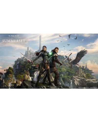 The Elder Scrolls Online Summerset (Xbox One) - 7