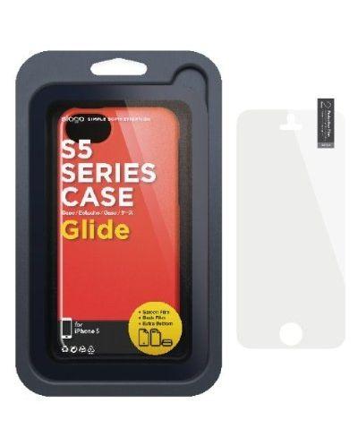 Калъф Elago S5 Glide за iPhone 5, Iphone 5s - червен-гланц - 3