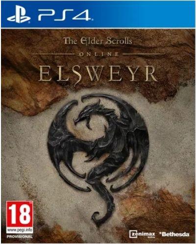 The Elder Scrolls Online: Elsweyr (PS4) (разопакован) - 1