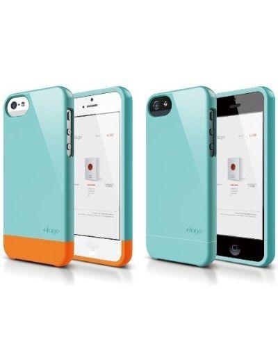 Калъф Elago S5 Glide за iPhone 5, Iphone 5s - светлосин - 3