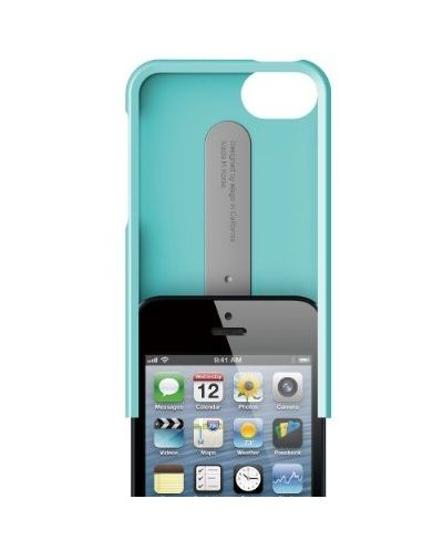 Калъф Elago S5 Glide за iPhone 5, Iphone 5s - светлосин - 5