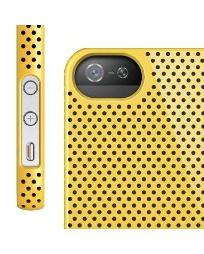 Калъф Elago S5 Breathe за iPhone 5, Iphone 5s -  жълт - 3