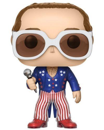 Фигура Funko Pop! Rocks: Elton John - Red White Blue, #63 - 1