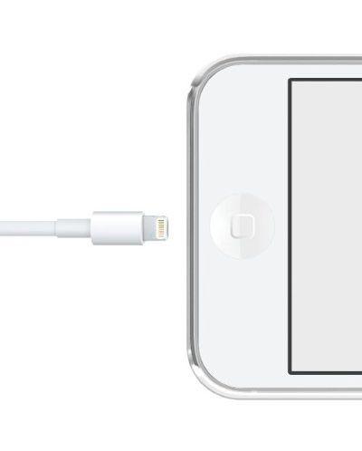 Elago S5 Outfit Aluminum за iPhone 5 -  бял - 5