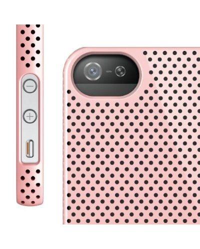 Калъф Elago S5 Breathe розов за iPhone 5 - 3