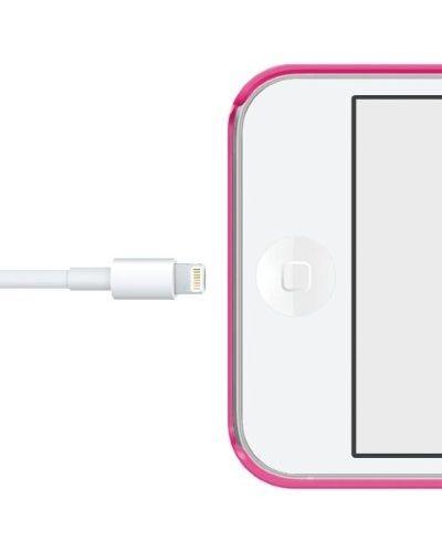Elago S5 Outfit Aluminum за iPhone 5 -  розов - 6