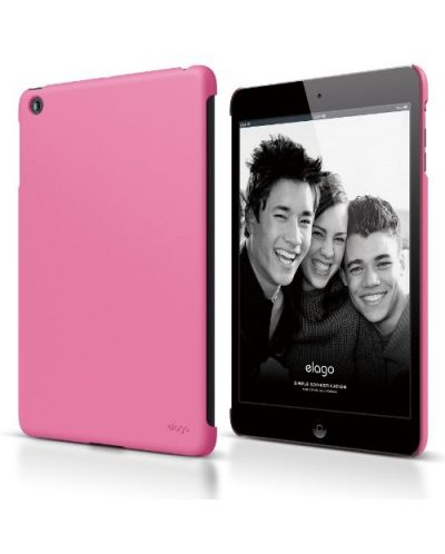 Elago A4M Slim Fit Case - розов - 1