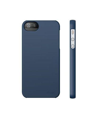 Elago S5 Slim Fit 2 Case за iPhone 5 -  тъмносин - 4
