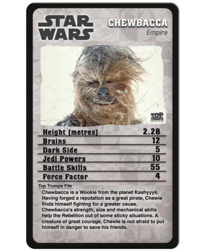 Игра с карти Top Trumps - Star Wars Episodes 4-6 - 4