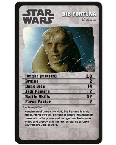 Игра с карти Top Trumps - Star Wars Episodes 4-6 - 3