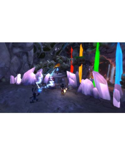 Epic Mickey 2: The Power of Two (PS Vita) - 8