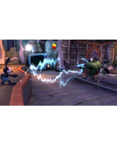 Epic Mickey 2: The Power of Two (PS Vita) - 4