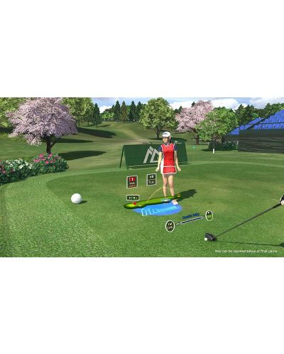 Everybody's Golf VR (PS4 VR) - 6