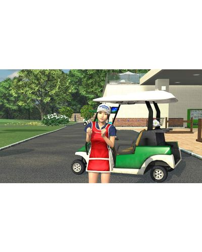 Everybody's Golf VR (PS4 VR) - 7