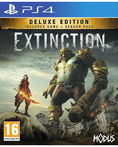 Extinction Deluxe Edition (PS4) - 1