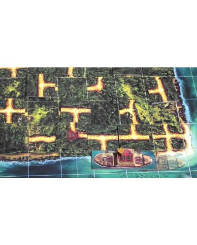Настолна игра Expedition Sumatra - 3