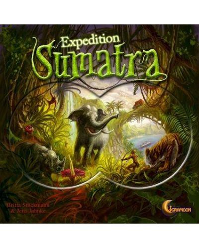 Настолна игра Expedition Sumatra - 1