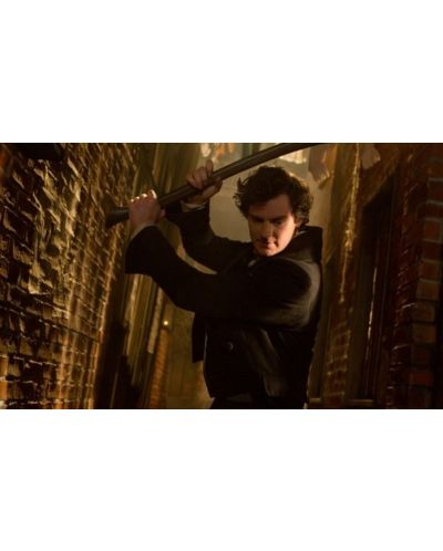 Ейбрахам Линкълн: Ловецът на вампири 3D (Blu-Ray) - 8