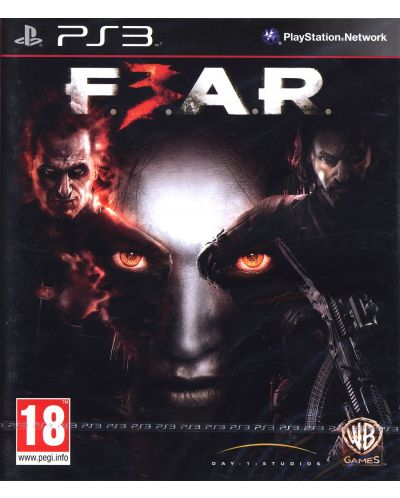 F3AR - First Encounter Assault Recon 3 (PS3) - 1