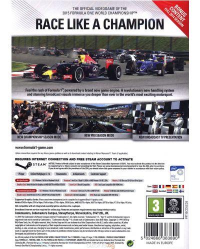 F1 2015 (PC) - 3