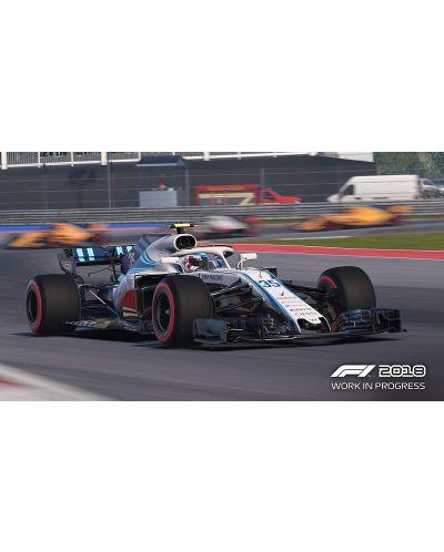 F1 2018 (PS4) - 3