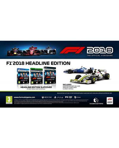 F1 2018 Headline Edition (PC) - 3