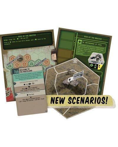 Разширение за настолна игра Fallout - New California - 4