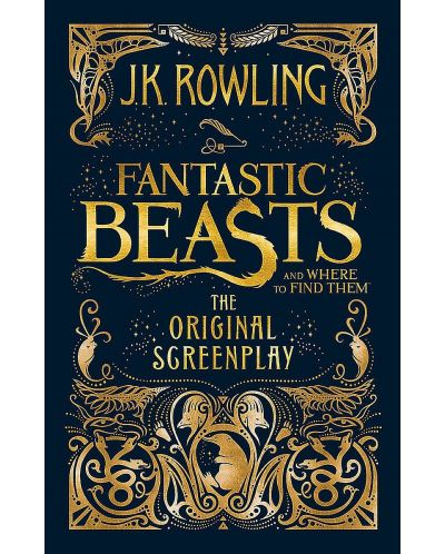 Fantastic Beasts and Where to Find Them - The Original Screenplay - 1