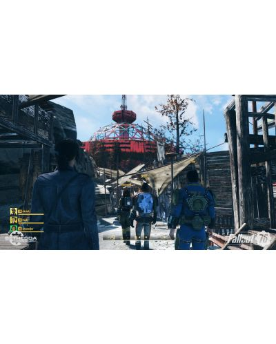 Fallout 76 Power Armor Edition (PS4) - 9