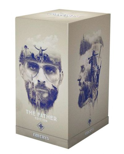 Far Cry 5 Father Collector's Edition (PS4) - 1