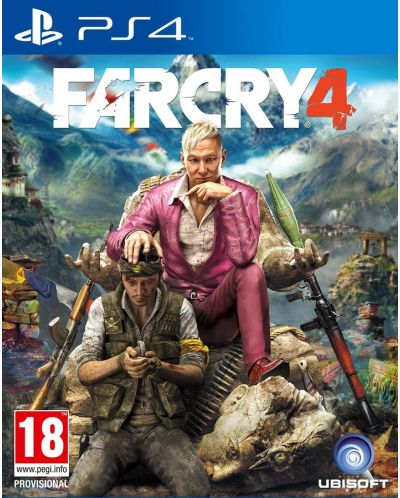 Far Cry 4 (PS4) - 1