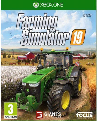 Farming Simulator 19 (Xbox One) - 1