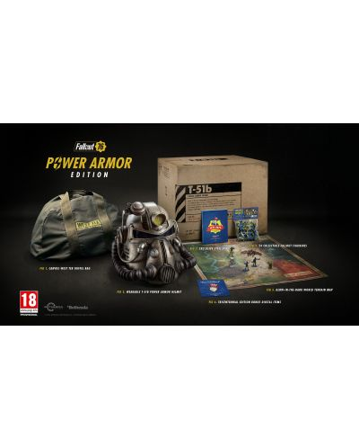 Fallout 76 Power Armor Edition (PS4) - 3