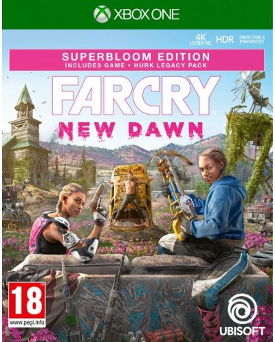 Far Cry New Dawn Superbloom Deluxe Edition (Xbox One) - 1