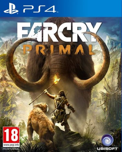 Far Cry Primal (PS4) - 1