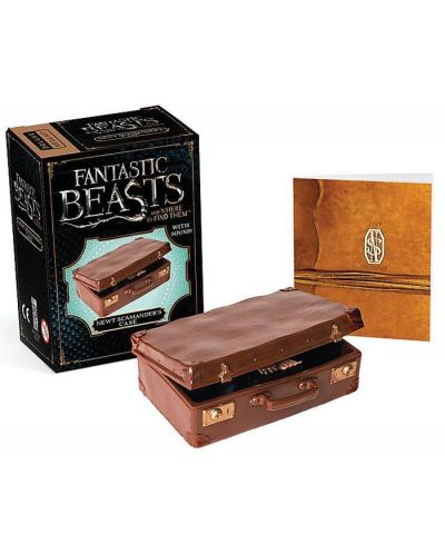Fantastic Beasts and Where to Find Them Newt Scamander's Case - 1