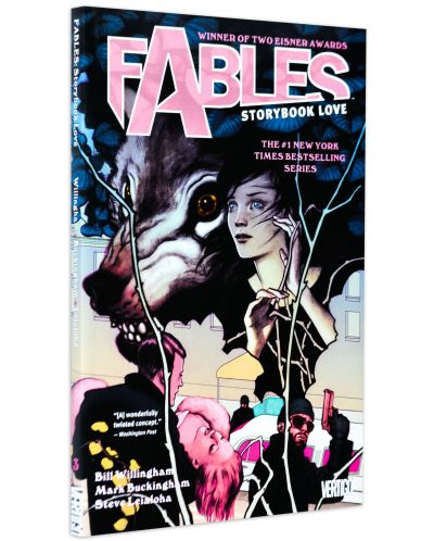 Fables Vol. 3: Storybook Love - 1