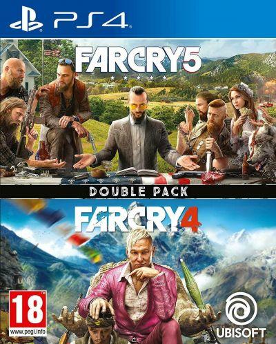 Far Cry 4 + Far Cry 5 (PS4) - 1