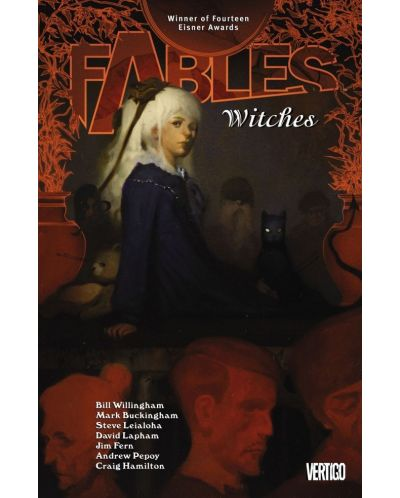 Fables Vol. 14: Witches (комикс) - 1
