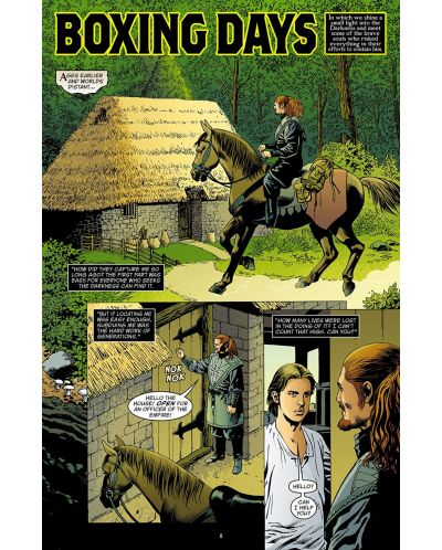 Fables Vol. 14: Witches (комикс) - 3