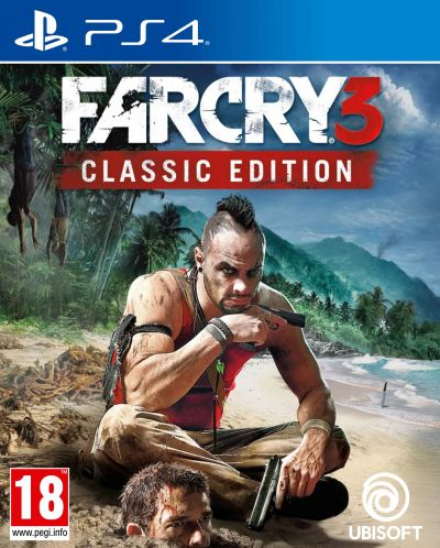 Far Cry 3 Classic Edition (PS4) - 1