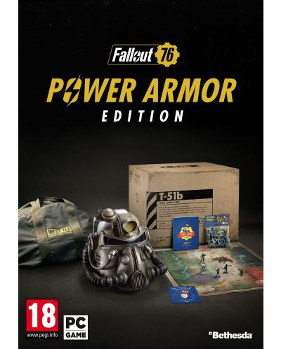 Fallout 76 Power Armor Edition (PC)  - 1