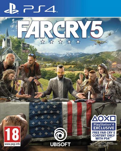 Far Cry 5 (PS4) - 1