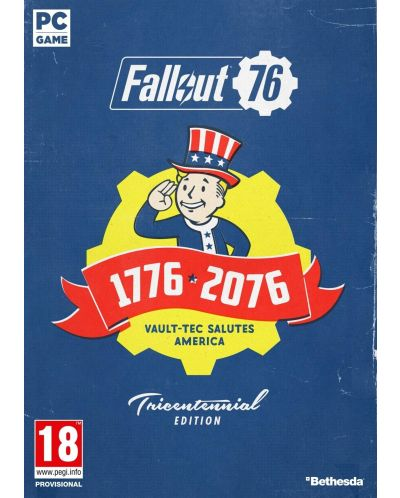 Fallout 76 Tricentennial Edition (PC) - 1