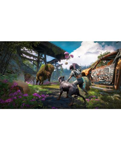 Far Cry New Dawn Superbloom Deluxe Edition (PS4) - 8