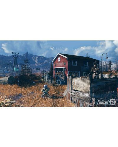 Fallout 76 Power Armor Edition (PS4) - 6