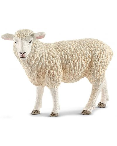Фигурка Schleich Farm Life - Овца, ходеща - 1