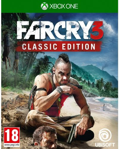 Far Cry 3 Classic Edition (Xbox One) - 1