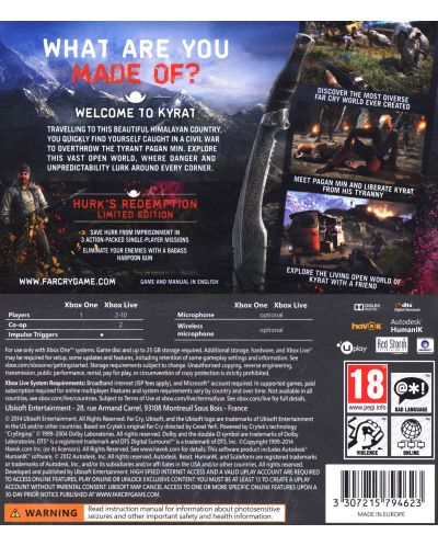 Far Cry 4 (Xbox One) - 4