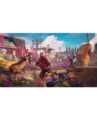 Far Cry New Dawn Superbloom Deluxe Edition (PS4) - 9